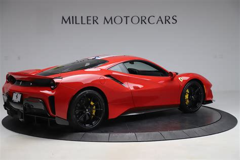 Cost to own data is not currently available for the 2020 ferrari 488 pista spider convertible. Pre-Owned 2019 Ferrari 488 Pista For Sale | Ferrari of Greenwich Stock #4682