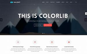 colorlib probably the best wordpress themes With what wordpress template is this
