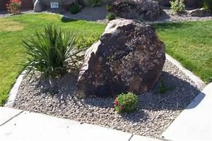 Garten Mit Steinen Anlegen : 53 erstaunliche bilder von gartengestaltung mit steinen ~ Bigdaddyawards.com Haus und Dekorationen
