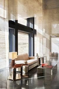 Milan Furniture Fair  Light At Play With Armani  Casa