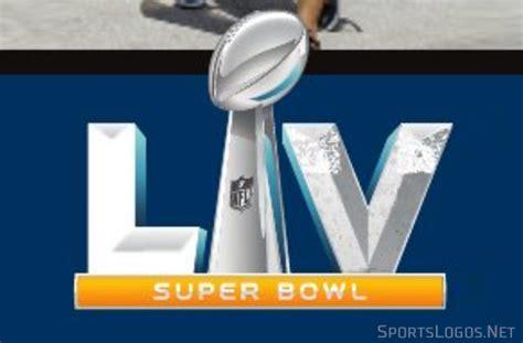Super Bowl Lv Logo Revealed Sportslogosnet News