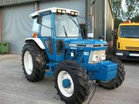 Ford 4610 Amazing Pictures & Video To Ford 4610 Cars