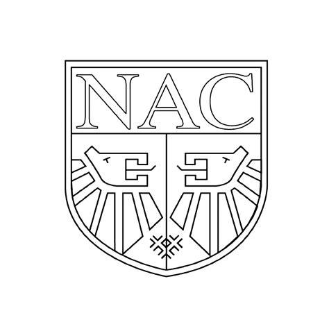 Kleurplaat Logo by Leuk Voor Logo Nac Breda