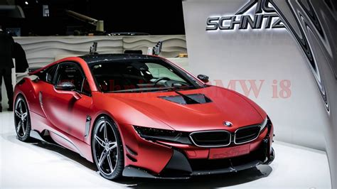 Bmw I8 Roadster Modification by Bmw I8 Tuning Ac Schnitzer