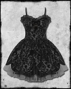 HELL BUNNY BLACK GOTH STEAMPUNK PETAL COCKTAIL DRESS SZ
