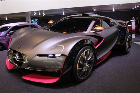 Citroen Car : Citroen Survolt Concept