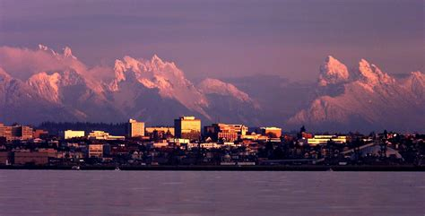 Of Everett by Snow In The Mountains City Of Everett Nw Winters