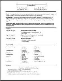 Resume Template Professional Biodata For Sle Resume Format