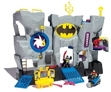 Fisher Price Imaginext DC Super Friends Batman Batcave $31.99 Shipped! (Reg $79.99)   Couponing