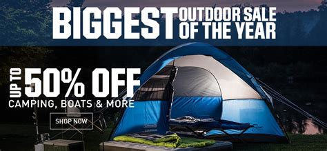 Save Up To 50% During Dick's Sporting Goods Outdoor Sale