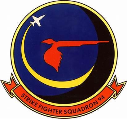 94 Vfa Squadron Fighter Strike Navy Shrikes