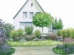 Große Zimmerpflanzen Pflegeleicht : vorgartengestaltung 40 ideen zum nachmachen mein ~ Lizthompson.info Haus und Dekorationen