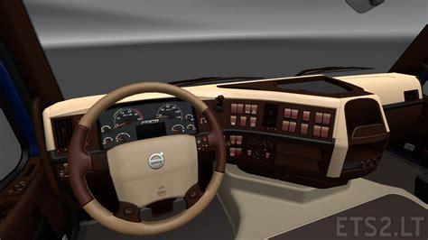 volvo fh  light brown interior etsgr