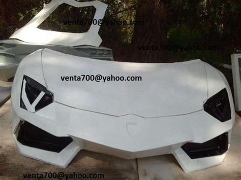 fake lamborghini body kit buy new lamborghini aventador body kit kit car exotic