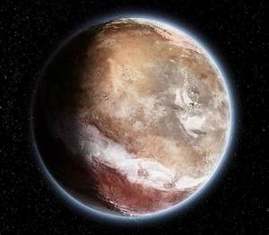 Great tilt gave ancient Mars a new face – Astronomy Now