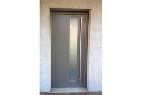 portoncini d ingresso in legno alluminio