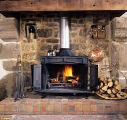 wood burning stoves  fuelling rise  winter smog