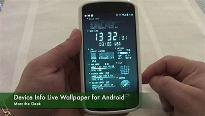 Info Device Android