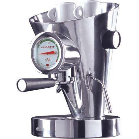 Bugatti Diva Coffee Machine   Drinkstuff
