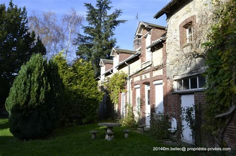 maison anglo normande oise mitula immobilier