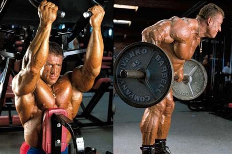 Standing Dumbbell Curl by Dorian Yates Workout Routine Diet Plan And Training
