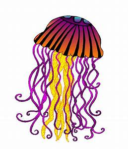 Jelly Fish Clip Art - ClipArt Best