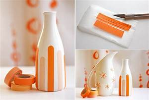 DIY Decoration For Your Room With Masking Tape Home
