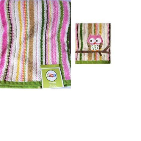 circo love and nature owl bath towel set 38 99