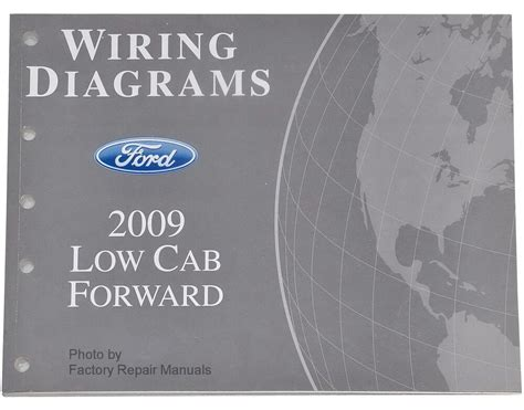 Ford Lcf Electrical Wiring Diagram Manual