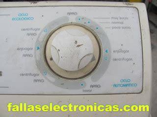 c 243 mo conectar probar motor de lavadora solucionado