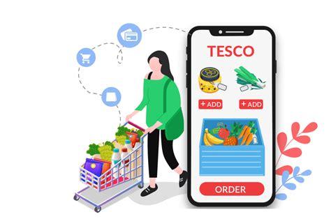 Tesco Groceries App Clone Development | Get App Like Tesco ...