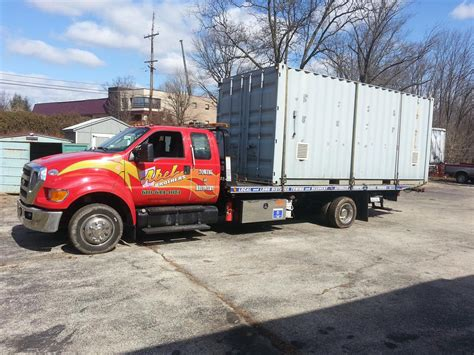 Towing And Hauling by Equipment Hauling Abel Brothers Towing