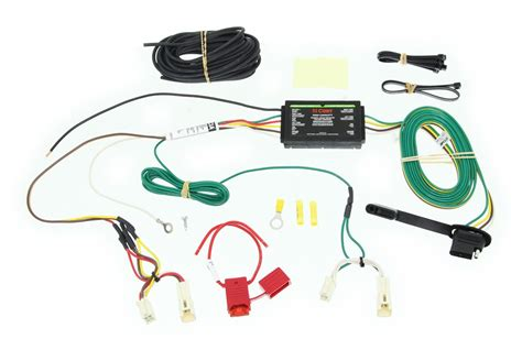 Curt Custom Fit Vehicle Wiring For Toyota Rav