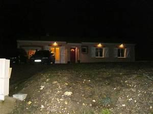 Éclairage Façade Maison : eclairage ext rieur 1 notre projet de future maison ~ Melissatoandfro.com Idées de Décoration