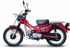 Honda Ct110 Ct 110 Manual