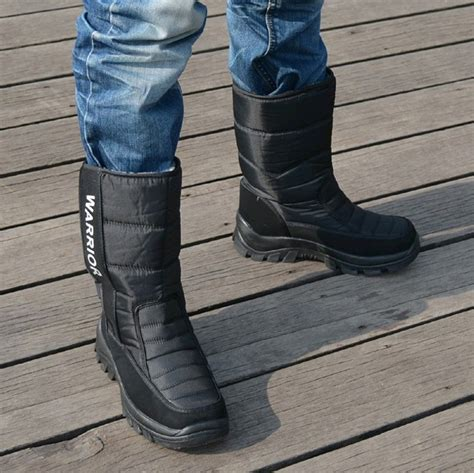 Warm Snow Boots For Men Coltford