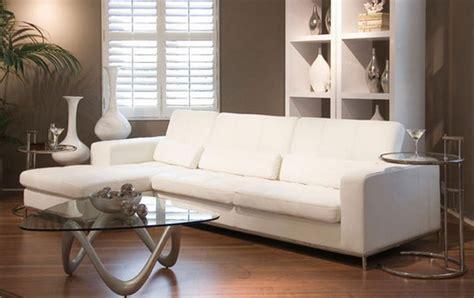 white vinyl sectional sofa white modern sectional sofas for your living room cute