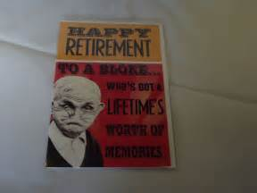 Funny Retirement Cards Free