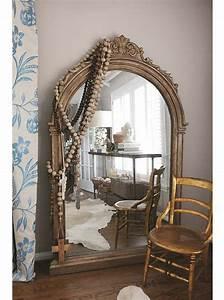 Grand Miroir Baroque : grand miroir dor id es pour une d coration int rieur r ussie ~ Teatrodelosmanantiales.com Idées de Décoration