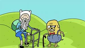 SparkLife » Your Favorite Cartoon Characters as Old People