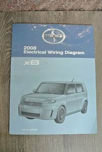 Scion 2008 Electrical Wiring Diagram Xb