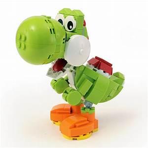 Yoshi Gets The LEGO Treatment In Our LEGO Nintendo Yoshi