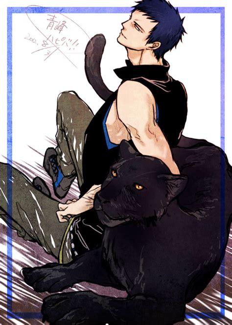 black panther big cat zerochan anime image board