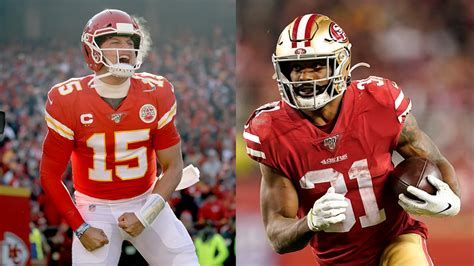 Nfl 2020 Super Bowl Bets Chiefs And 49ers To Battle It