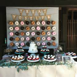 wood engagement ring donut walls is the newest wedding trend that will win your guests hearts bored panda