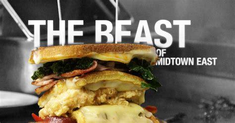 pullman kitchen     impressive sandwich