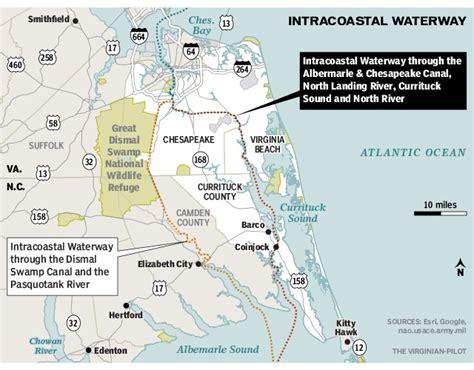 cities unite  protect promote intracoastal waterway hamptonroadscom pilotonlinecom