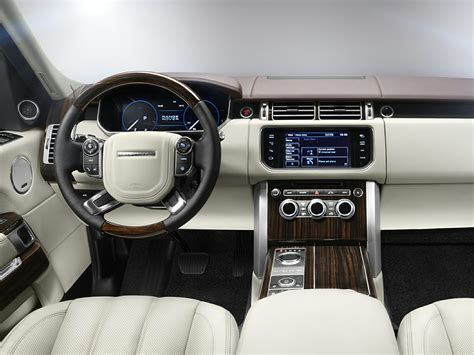 Range Rover Inside by 2015 Land Rover Range Rover Price Photos Reviews