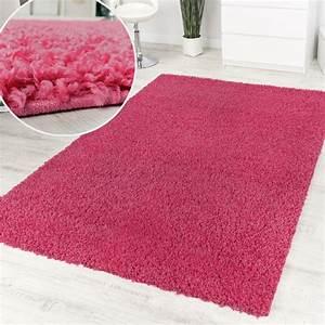 Hammer De Teppich : shaggy pink hochflor langflor teppich pink einfarbig top aktion zum hammer preis restposten ~ Indierocktalk.com Haus und Dekorationen