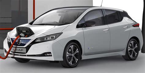 2019 Nissan Electric Car 2019 nissan leaf range charge for ev nissan canada